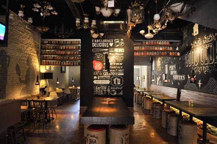 Wisata Kuliner Di Cafe-Cafe