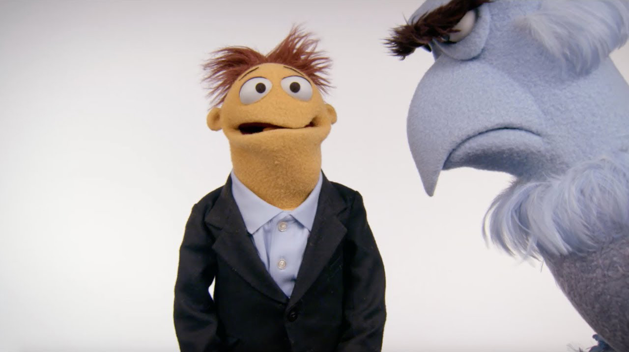 Muppet Thought of the Week ft. Walter & Sam Eagle! | Muppet Stuff
