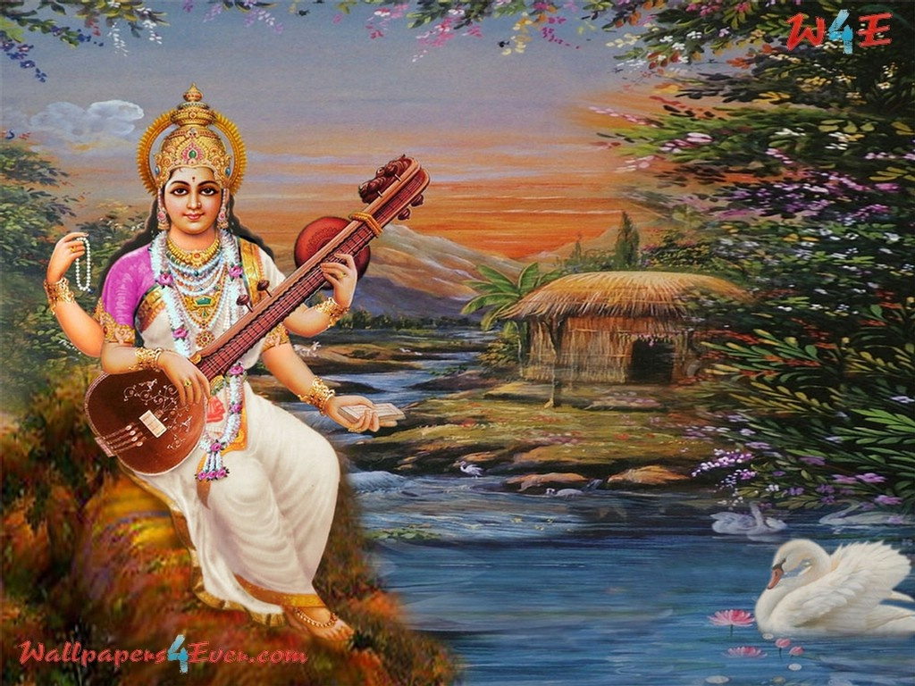 Top Wallpaper Lord Saraswati - Saraswati-Wallpapers-28+(1)  Best Photo Reference_183665.jpg