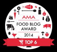 Ama Foodblog Award