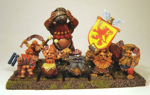 WFB Celtic Slayer pics