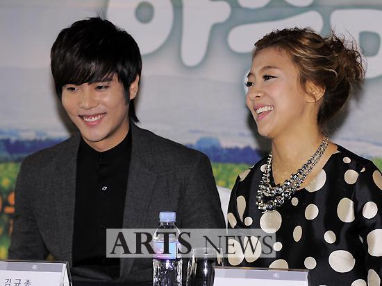 """[DRAMA] 23/08/2011 - Kim KyuJong @ """"Saving Mrs. Go BongShil"""" 1"""