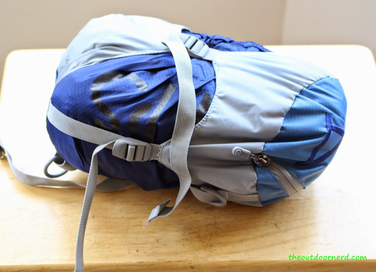 Ozark Trail Backpacker's Tent In Compression Sack