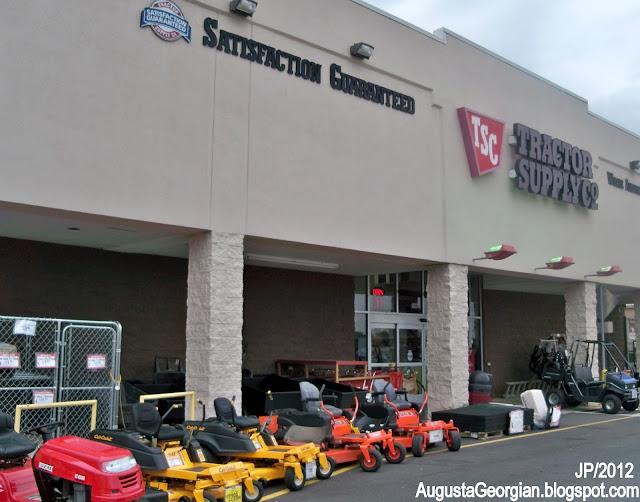 Tractor Supply Hours : Augusta georgia richmond columbia restaurant bank attorney