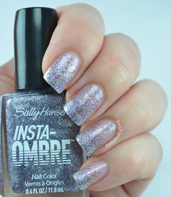 Sally Hansen Insta-Ombre Layer on Lilac