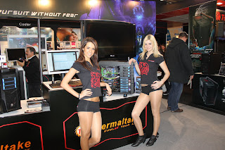 Mesh Custom PCs at CeBIT