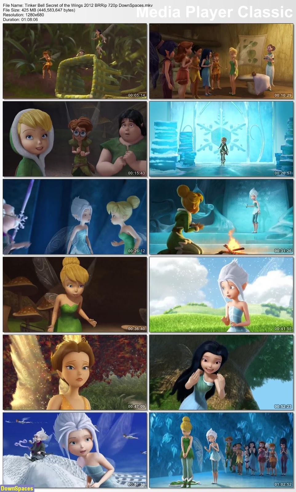 Tinkerbell Secret Of The Wings Torrent