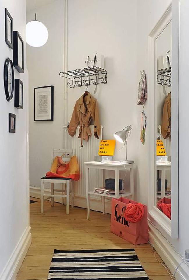 Mcompany style la entrada al hogar o 7 deas para decorar - Lamparas de entrada ...