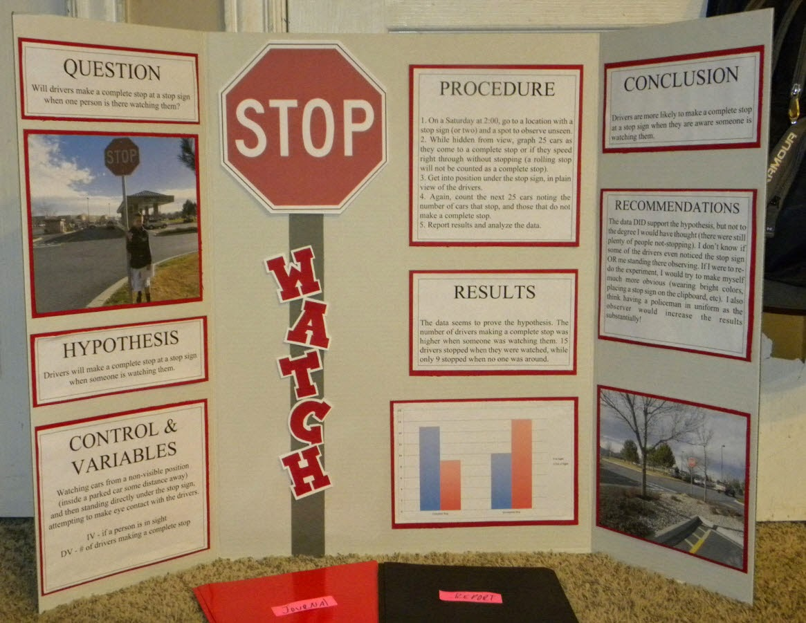 finished science fair projects Over 1000 free science fair projects with complete instructions.