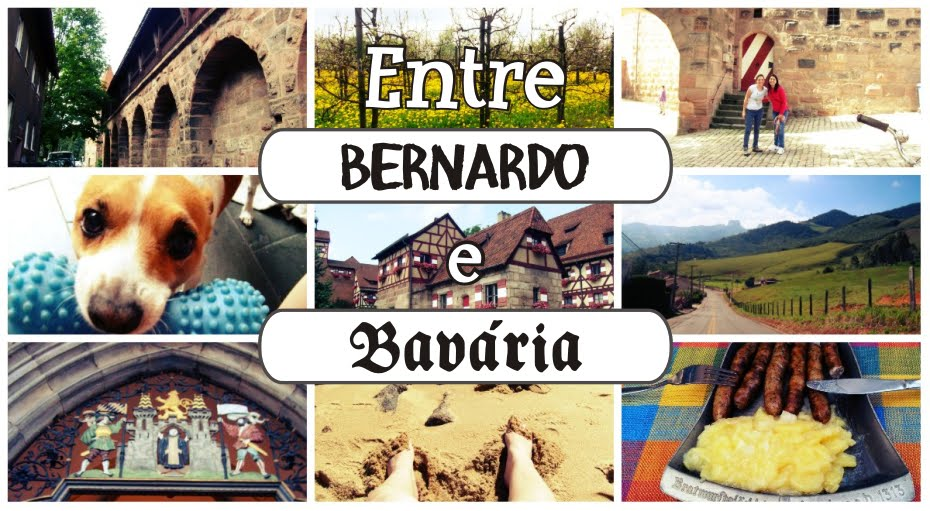 Entre Bernardo e Bavária