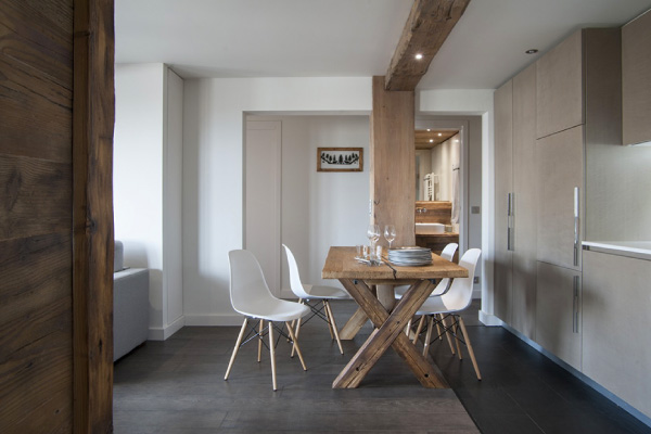 Restyling di piccolo appartamento di montagna blog di for Design interni appartamenti