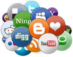 Как установить социальные кнопки на свой блог