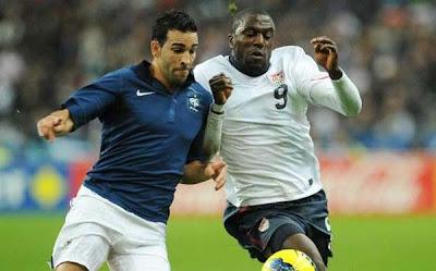France 1 - 0 United States (3)