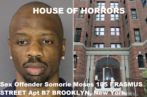 Is Sex Offender Somorie Moses of Flatbush Brooklyn New York LISK the Long Island Serial Killer