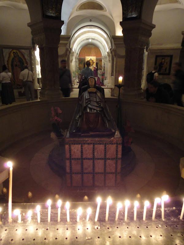 Jerusalén: Tumba de la Virgen María