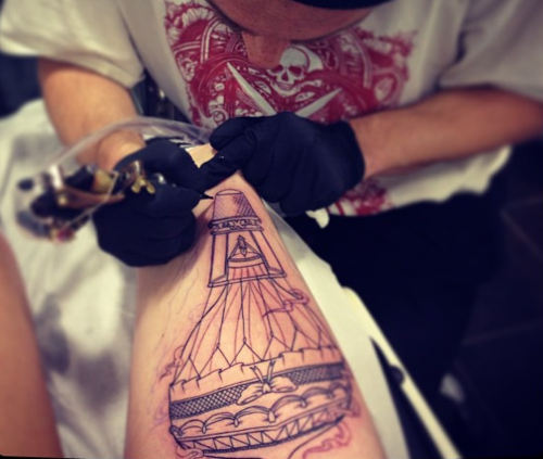 Tattoo Balloon