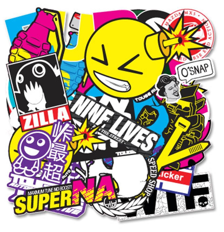 Ekipe Gta Cars 176 ★ Stickers Bombs