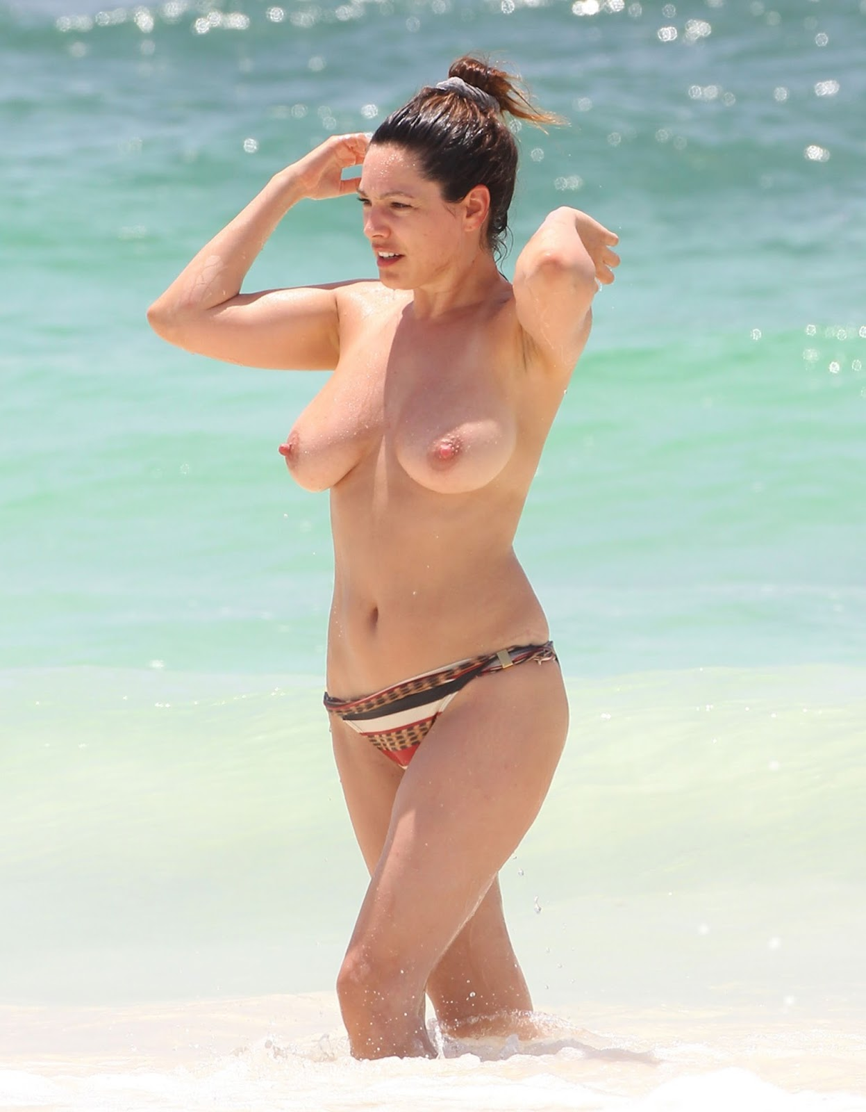 Think, that Kelly brook gallery that would