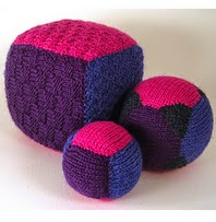 http://www.ravelry.com/patterns/library/knitted-balls-and-cubes