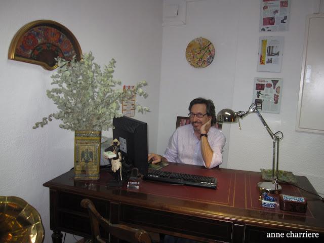 www.annecharriere.com, experiencia, taller restauralo, beatriz moreno, madrid,