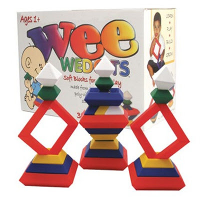 Wee Wedgits: A Timberdoodle Review
