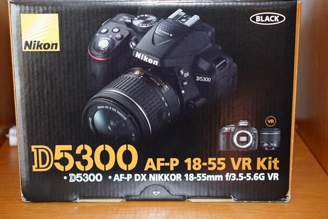 03.17 - Canon D5300