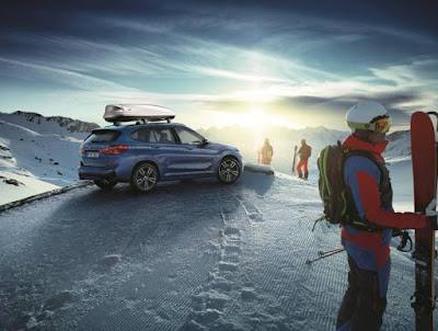 Απολαύστε το χειμώνα με τις υπηρεσίες BMW Service