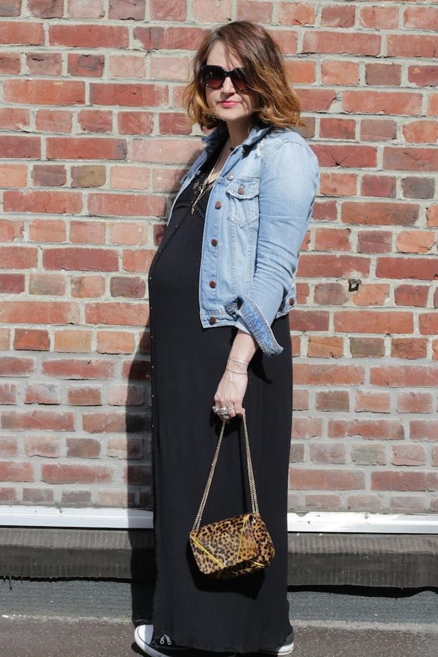 juste juliette, robe longue, babybump, forever21, zara, converse, heimstone, blog mode lille, fashion blogger