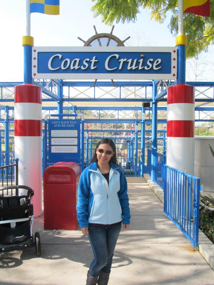 Legoland California Coast Cruise