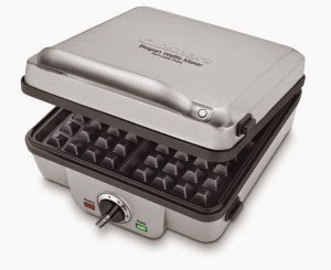 Cuisinart WAF300 4-Slice Belgian Waffle Maker reviews