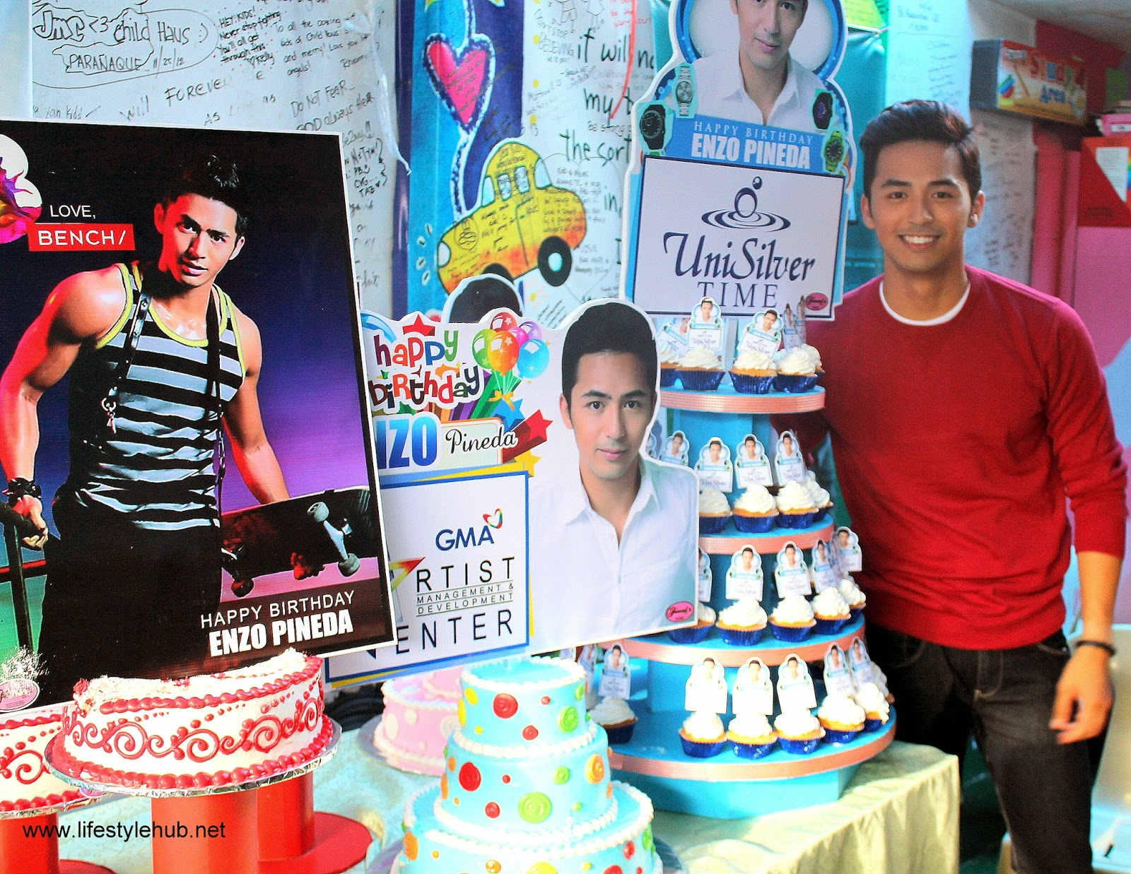 enzo pineda birthday the naked truth