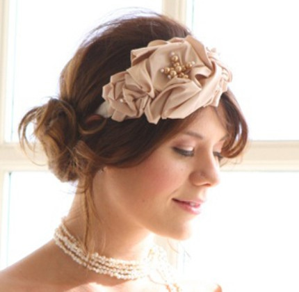 Wedding Hairstyles Down With Headband. Hairstyles with Headband