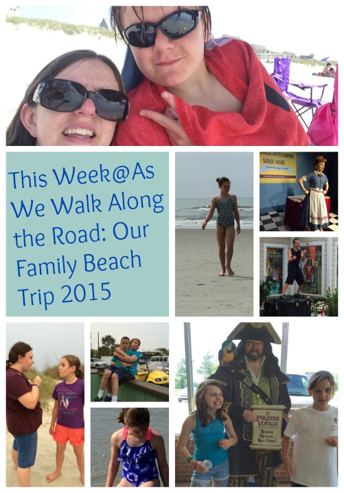 This Week@As We Walk Along the Road