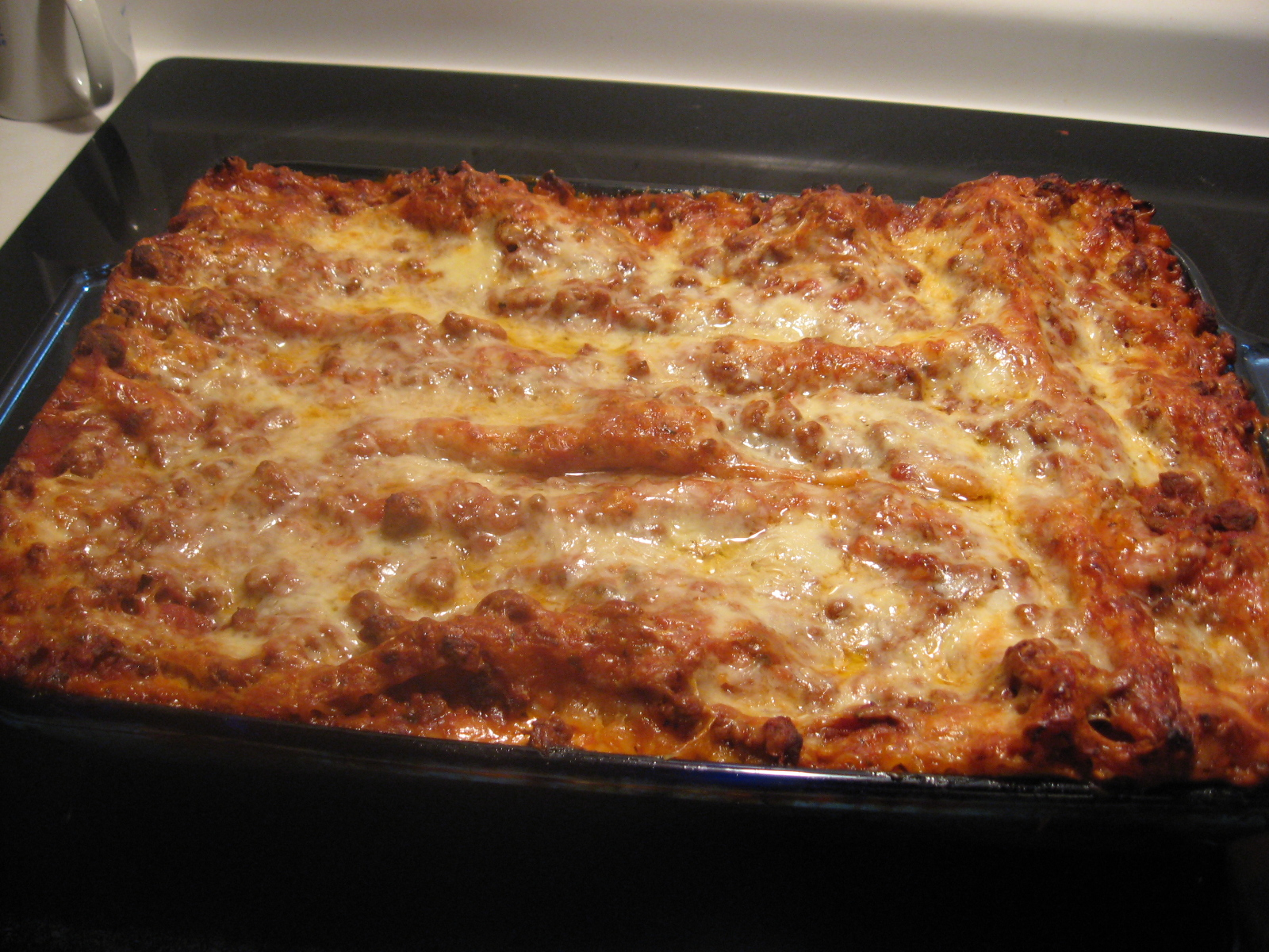 CleanLiving / DirtyWorld: My Mom Makes the Best Lasagna!