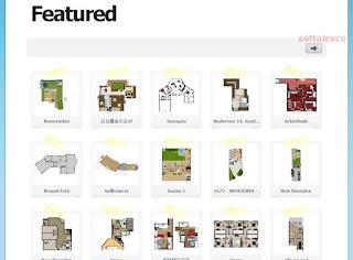 Proiectează-ţi casa online - Floorplanner - galerie proiecte