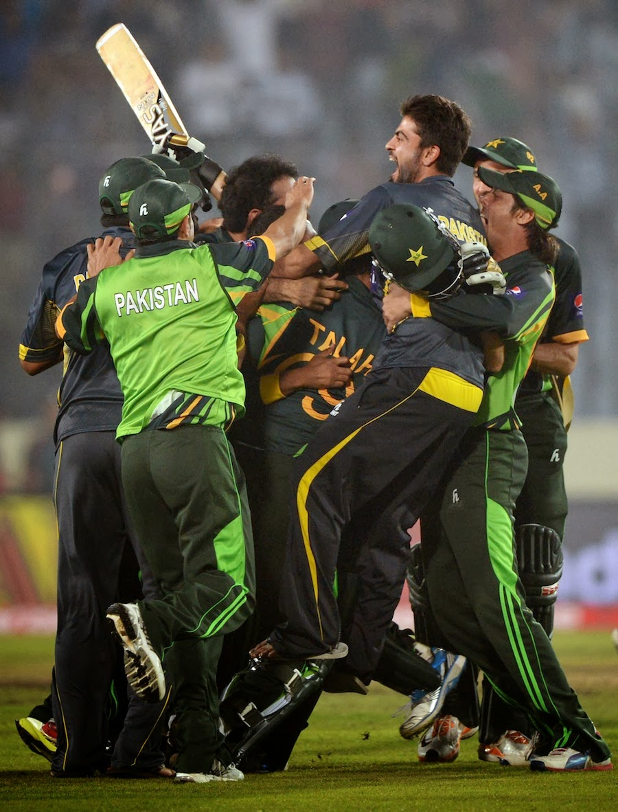 Pakistan reached in final of Asia Cup 2014