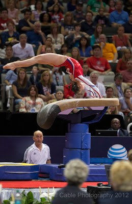 2012 USA Gymnastics Olympic
