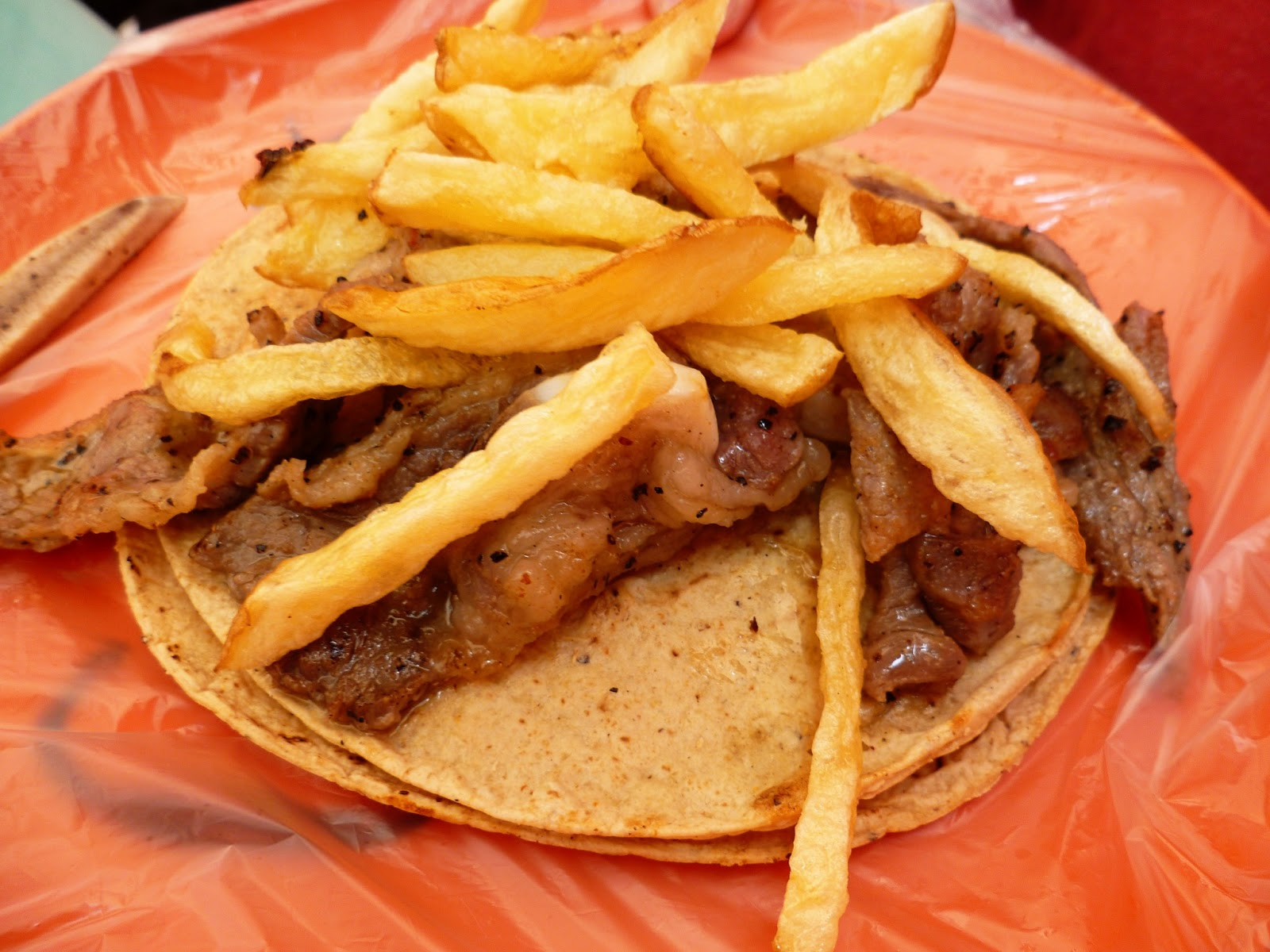 rib eye taco mexico city