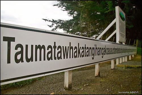 Nama Tempat Terpanjang