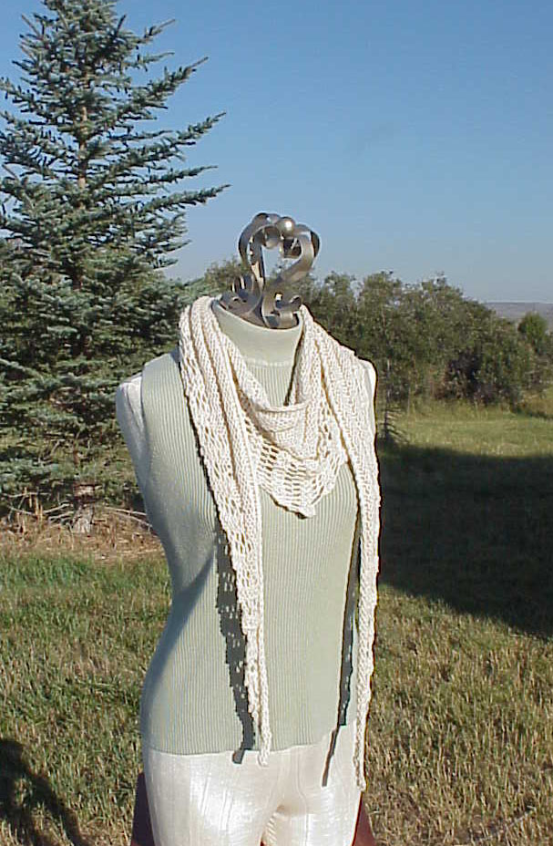 Knitting Pattern For Gallatin Scarf : Kriskrafter: Free Knitting Pattern! The Gallatin Scarf