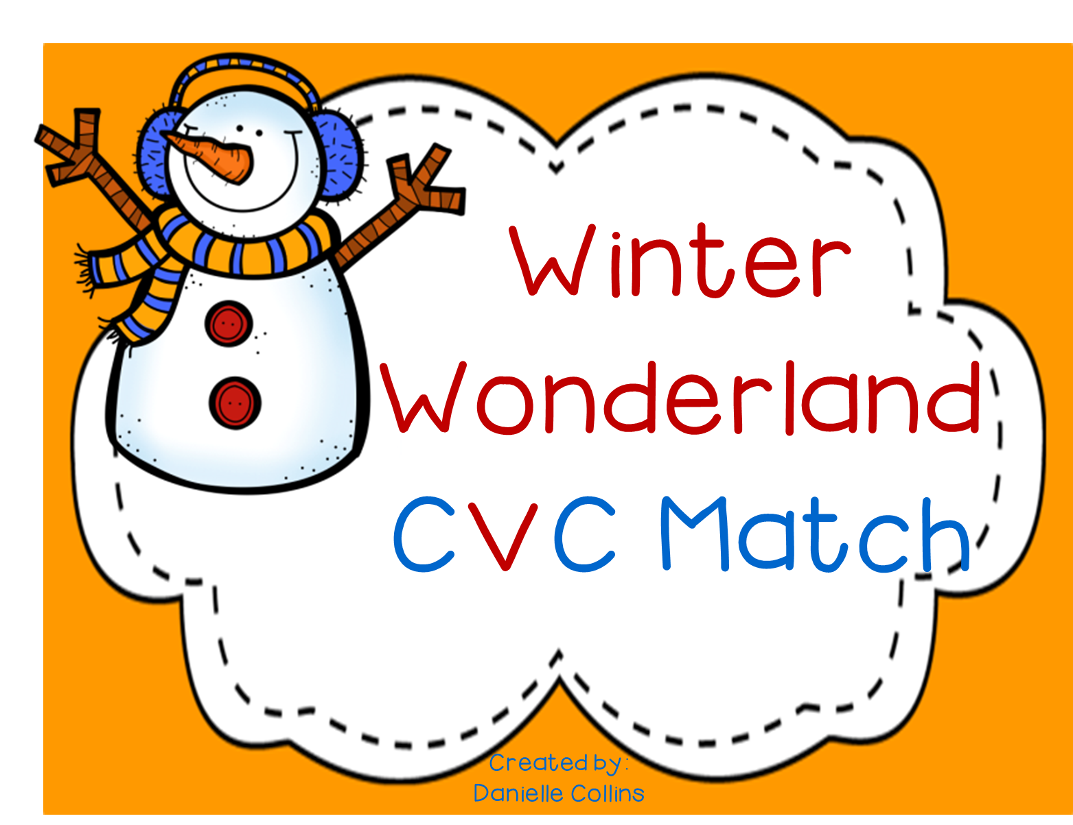 http://www.teacherspayteachers.com/Product/Winter-Wonderland-CVC-Freebie-1607361