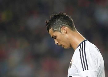 Botas de Criatiano Ronaldo