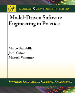 Model-Driven Software Engineering in Practice. Book cover
