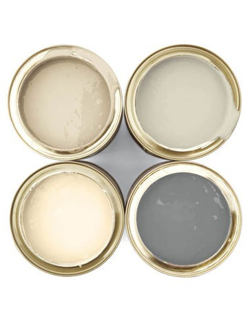 a perfect gray: the best selling gray paint colors...