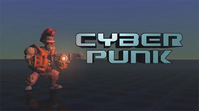 Cyber Punk Title
