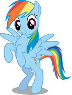 Little Pony Rainbow Dash
