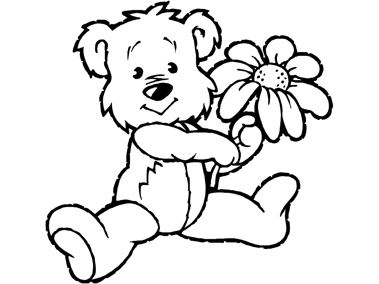 Colouring in pictures for toddlers - Letters Coloring Pages