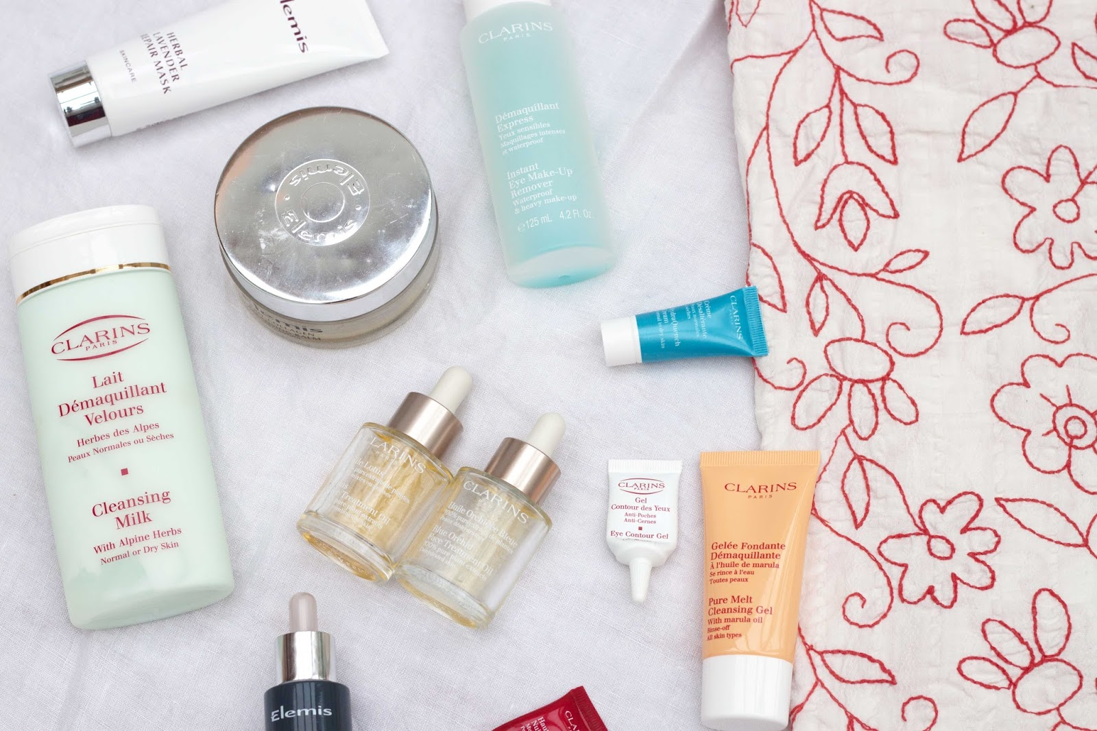 BEAUTY : UPDATED SKINCARE ROUTINE