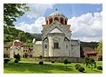 Serbien - Das Land der Klöster