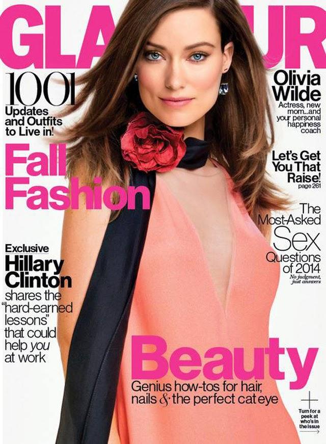 Olivia Wilde Glamour